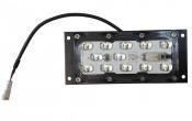 Светодиодный Модуль 9012, 12 LED, 24-35Вт
